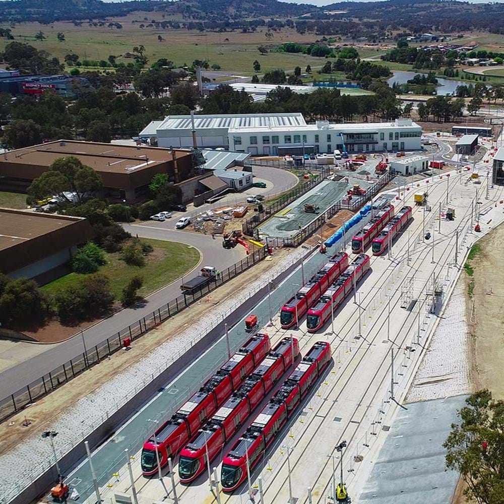 Canberra Light Rail